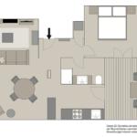 Grundriss Grindelhof Haus 3